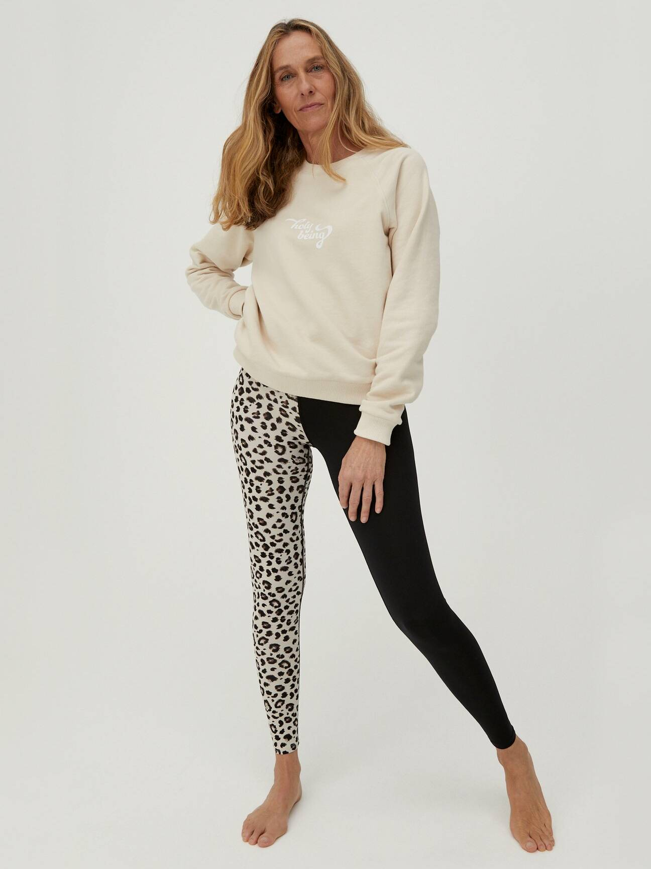 Hey Honey Twisted Leggings Leo Clay