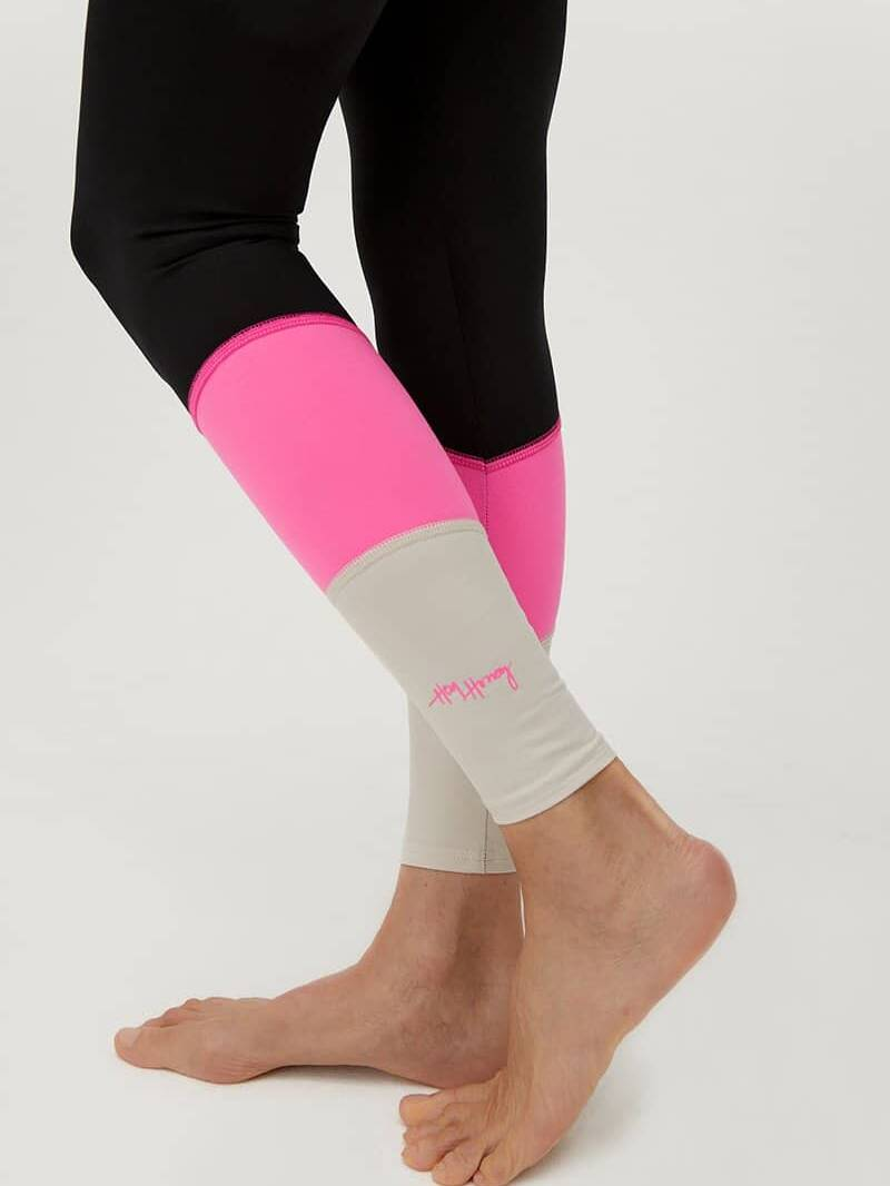 Hey Honey Leggings Elevation Neon Pink
