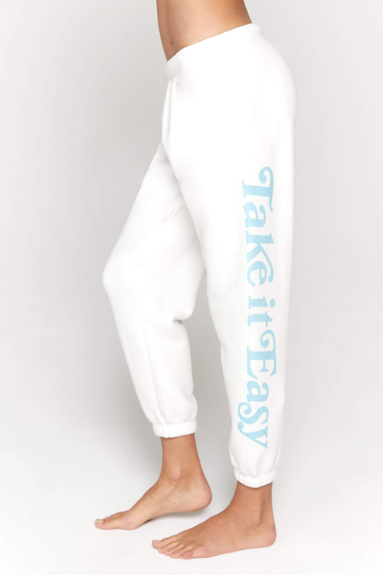 Spiritual Gangster Easy Perfect Terry Sweatpant Stone